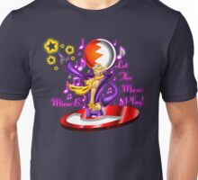 Let the Music Play! Unisex T-Shirt