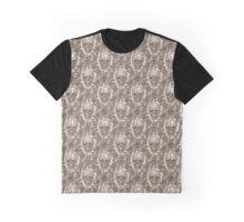 Sepia Skulls Graphic T-Shirt