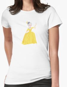 Those 18th century rebels Womens Fitted T-Shirt