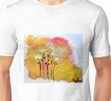 Warm Flowers Unisex T-Shirt
