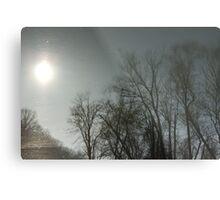 Reflected Sunrise Metal Print