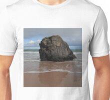 Black Rock On Sango Bay Unisex T-Shirt