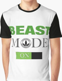 WellnessCoaches Beast Mode On Unisex Graphic T-Shirt