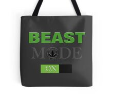 WellnessCoaches Beast Mode On Unisex Tote Bag