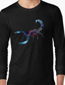 Scorpion Picture Fill Long Sleeve T-Shirt