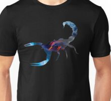 Scorpion Picture Fill Unisex T-Shirt