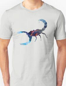 Scorpion Picture Fill Unisex T-Shirt