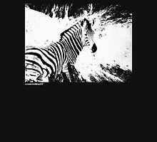zebra love Womens Fitted T-Shirt
