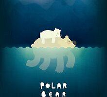 Polar Bear by Kim-B