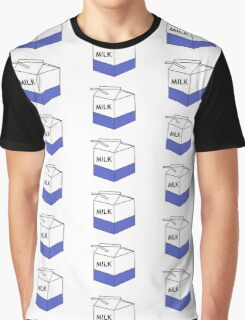 MILK  Graphic T-Shirt
