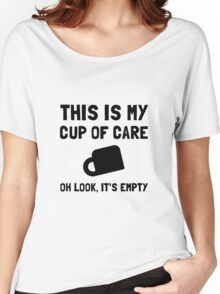 Cup Of Care Women's Relaxed Fit T-Shirt
