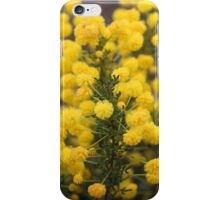Acacia Yellow iPhone Case/Skin