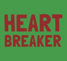 Heart Breaker Kids Tee