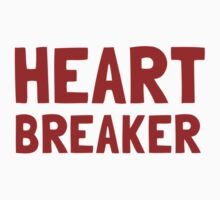 Heart Breaker Kids Tee