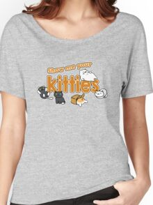 Show Me Your Kitties!  Women's Relaxed Fit T-Shirt