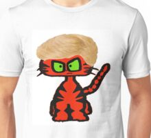 Cats Bad Hair Day Unisex T-Shirt