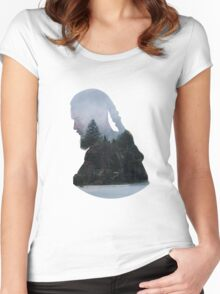 Ragnar Lothbrok - Vikings Women's Fitted Scoop T-Shirt