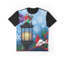 Snowflake Fairy Graphic T-Shirt