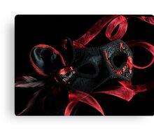 Masquerade Magic Canvas Print