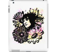 """Vince Precious Flower"" iPad Case/Skin"