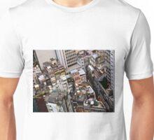 be a bird and check out Hong Kong... Unisex T-Shirt