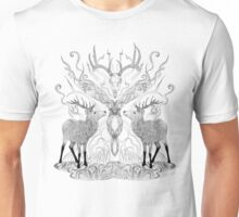 Rebirth (BW) Unisex T-Shirt