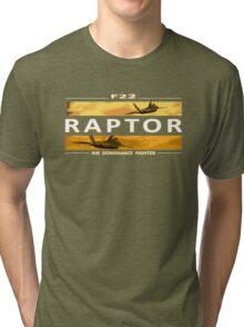 Air Dominance Fighter Tri-blend T-Shirt