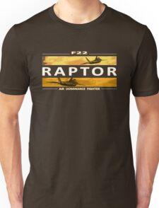 Air Dominance Fighter Unisex T-Shirt
