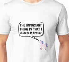 Unicorn Believe In Myself Unisex T-Shirt