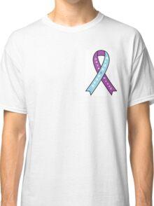 Awareness Ribbon Classic T-Shirt