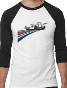 1974 Race Car Men's Baseball ¾ T-Shirt