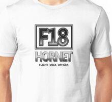 F18 flight deck Unisex T-Shirt