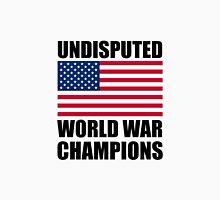 World War Champions Unisex T-Shirt