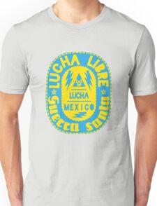 LUCHA-MEXICO dos Unisex T-Shirt