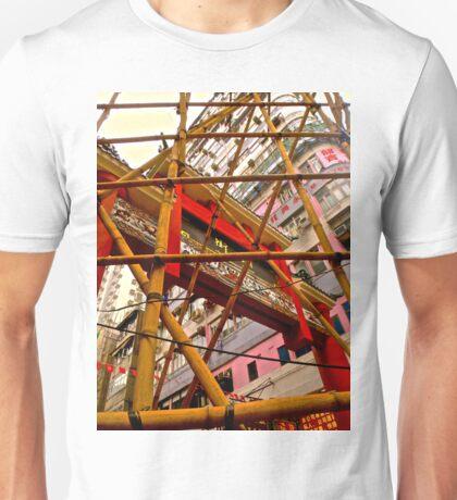 bamboo skills Unisex T-Shirt