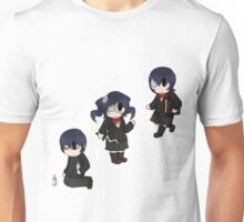 Yandere Simulator - Occult Club Students Unisex T-Shirt
