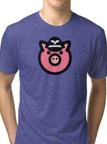 Gay Pig T Shirt Tri-blend T-Shirt
