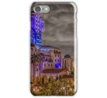 Tower of Terror California Adventure iPhone Case/Skin