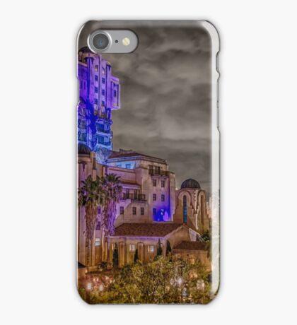 Tower of Terror California Adventure iPhone Case/Skin