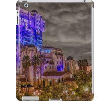 Tower of Terror California Adventure iPad Case/Skin
