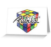 Rubik's Greeting Card