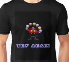 Try Again. Unisex T-Shirt