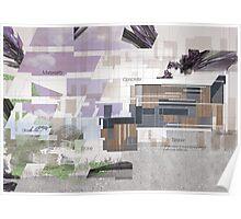 Architecture Concept Poster