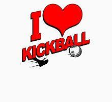 I Love Kickball Unisex T-Shirt