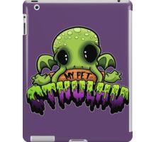 Creepies - My Pet Cthulhu iPad Case/Skin