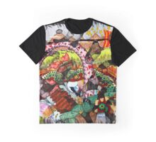 Landscapes of life are vast and free so you can choose what you want to see Graphic T-Shirt