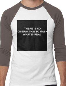 Twenty One Pilots Car Radio Men's Baseball ¾ T-Shirt