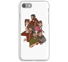 the last of us (clump) iPhone Case/Skin