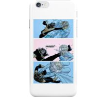 Kitty Beats Up Emma iPhone Case/Skin