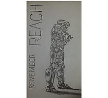 Remember Reach  Photographic Print